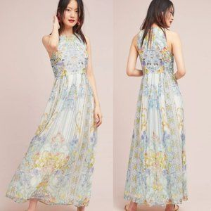 Anthropologie | Meadow Rue | Felicity Maxi Dress